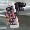 Hapurs Universal 360 degree spin Car Windshield Mount Bracket for Smartphone tablet pc GPS
