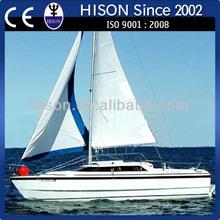 Hison manufacturing 26ft Luxury boats fiberglass