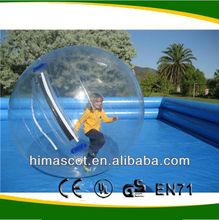 HI 2m Dia TPU/PVC popular best selling jumping water ball