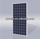 High Quality Cheapest 205Watt Solar Panel Price List