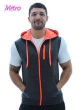mens short sleeve hoodies
