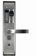 Code+Fingerprint safe lock