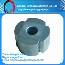 samarium cobalt magnet smco first rank arc shape magnet