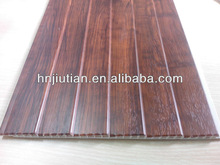 2014 New Design PVC Wall Panel width 25cm thickness 8.5mm