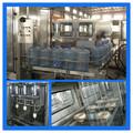 Nuevo diseño de la botella de galón de agua purificada máquinadellenado/planta/equipo