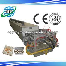 sold in Peru egg carton manufacturing machine/egg plate machine/machine egg