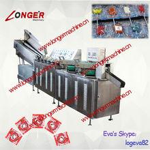 Crutch Lollipop Production Line Machine|Fruits Stick Maker Machine|Sugar-loaf Making Machine