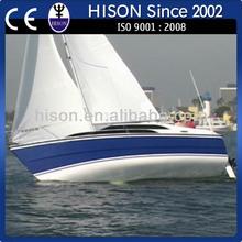 Hison manufacturing 26ft Luxury fiberglass ship