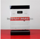 High grade cigarette display rack with LED best saled