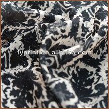 Factory Direct Silk Wedding Dress Fabric High Quality Customized Silk Georgette / Chiffon Fabric