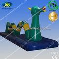 Made in china ao ar livre jogos de água louco jogos de água / brinquedos jogo água / inflável dragão de água jogo