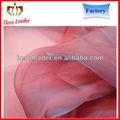 super macio transparente tecido tule rosa