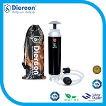 Diercon Military Water filter Water Purifier Remove 99.9999% Bacteria (KP02)