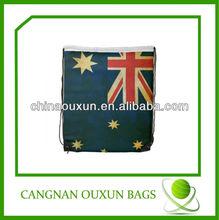 high quality nylon custom wholesale drawstring gift bags