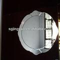 Hermosa decorar la pared de espejo, Alta calidad y más barato