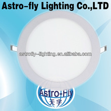 18.5mm height 32835 smd 120mm outlet diameter 6w led panel lamp round