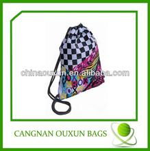 2014 cheapest 600d drawstring bag
