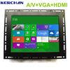 touch screen kiosk monitor 2014 new design open frame