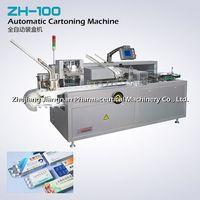 2014 Durable Automatic Carton Box Folder Gluer Machine
