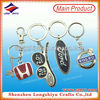 Customized logo key chain/metal key chain, High quality car logo key chain