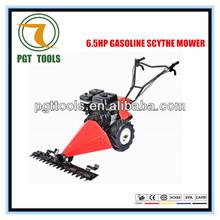 6.5HP petrol road grass cutter tractor