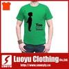 Super soft 100% cotton 65 polyester 35 cotton t shirt