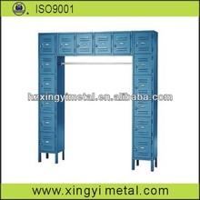 colorful used coloful Z shape steel locker