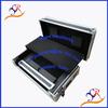 Professional dj flight case with laptop tray