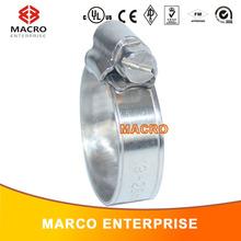 Universal hardware parts 9mm wide hose pipe fastener 11-20mm clamp hoop