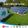 CE RoHS customized solar panel system design