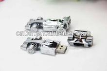 mechanical usb flash drive