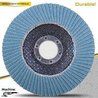 T27 7'' 180x22mm Grit 60 Super Flap Disc