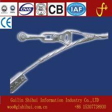 ADSS zinc alloy die casting base