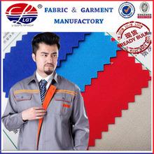 office uniform designs cotton poly twill fabric/workwear fabric