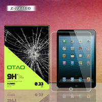 anti fingerprint anti glare 9h 0.2mm 0.33mm tempered glass screen protector for ipod touch 5 with retail package
