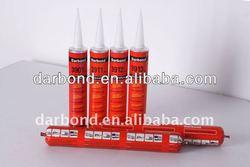 Black One Component Thixotropic Viscosity Polyurethane Adhesive/ PU Adhesive Sealant