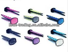 solid Perfume clip fragrance friendly use car air freshener logo welcome