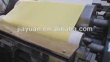 Sticker roll to roll laminating machine for sticker