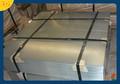 placa de acero galvanizado