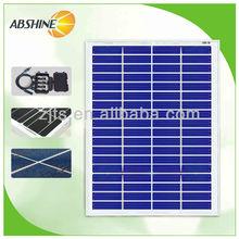 130w 140w 150w Sheel Shell Aman poly mono solar panel for India Pakistan Bangladesh Thailand Russia Dubai South africa Nigeria