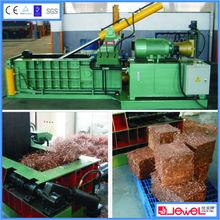 Recyling scrap metal PLC automatic operation scrap metal hydraulic platen press