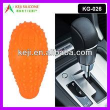 Lady Cute Silicone Car Gear Shift Knob Sleeve Universal Size
