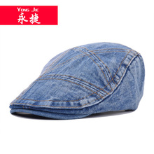 wholesale Women's fashion visor cap newsboy ivy cap