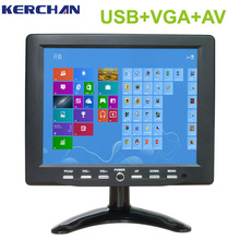 "8"" High defenition Industrial grade 1080p led backlight tv monitor"