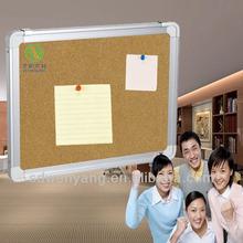 wall hang notice pin message cork board