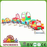 amusement equipment game machine baby ride electric train