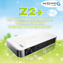android 3d full hd portable power point projector phone dual wifi