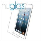 Shenzhen nuglas 0.3mm tempered glass screen ward for ipad mini