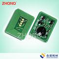 Compatible tóner láser chip de la impresora para oki c6100/6150