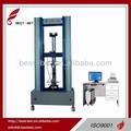 Metal testing de plástico máquina de ensayo de tracción de laboratorio de herramientas y equipos